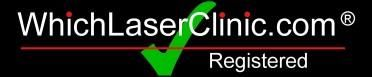 which laser clinic logo